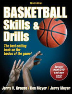 Basketball Skills & Drills with DVD : Fast and Flavorful Food for Athletes - Jerry Krause
