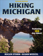 Hiking Michigan : Rock Climbing - Roger E Storm