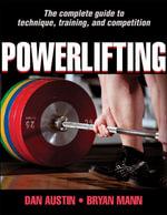 Powerlifting - Dan Austin