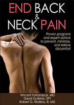 End Back and Neck Pain - Vincent Fortanasce