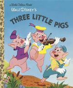 Three Little Pigs - Golden Books