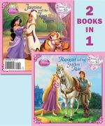 Rapunzel and the Golden Rule/Jasmine and the Two Tigers : Disney Princess (Random House Paperback) - Barbara Bazaldua