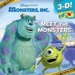 Meet the Monsters (Disney/Pixar Monsters Inc.) : 3-D Pictureback - Billy Wrecks