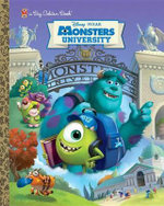 Monsters University : Big Golden Book - Barbara Bazaldua