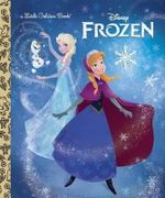 Frozen : Little Golden Book - Victoria Saxon