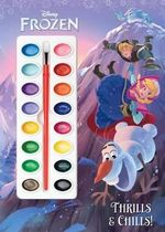 Frozen : Thrills & Chills! - Disney Storybook Artists