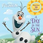 A Day in the Sun : Frozen (Random House) - Frank Berrios