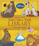 Disney Classics Little Golden Book Library - Golden Books