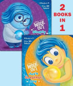 Inside Out Pictureback with Tattoos (Disney/Pixar Inside Out) : Pictureback(r) - Random House Disney