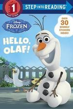Hello, Olaf! (Disney Frozen) : Step Into Reading - Andrea Posner-Sanchez