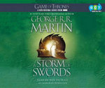 A Storm of Swords : A Song of Ice and Fire: Book Three - George R R Martin
