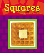 Squares : A+ Books: Shapes - Sarah L Schuette
