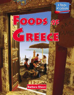 Foods of Greece : Foods of Greece - Barbara Sheen
