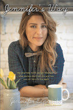 Jennifer's Way : My Journey with Celiac Disease--What Doctors Don't Tell You and How You Can Learn to Live Again - Jennifer Esposito