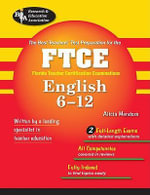 Ftce English 6-12 - Professor David Rosen