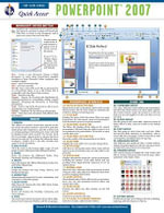 Power Point 2007 : Quick Access Reference Chart - Research and Education Association