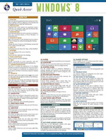 Quick Access Windows 8 : Quick Access Reference Charts - Alara Mills