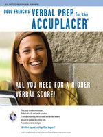 Accuplacer : Doug French's Verbal Prep - Douglas C. French