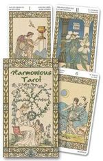 Harmonious Tarot : Lo Scarabeo Decks - Lo Scarabeo