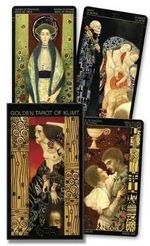 Golden Tarot of Klimt Cards : Lo Scarabeo Decks - Lo Scarabeo