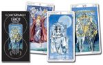 Lo Scarabeo Tarot Deck :  The Art of Divining Begins a New Chapter/El Arte de La Adivinacion Abre Un Capitulo Nuevo - Mark McElroy