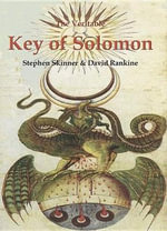 The Veritable Key of Solomon - Stephen Skinner