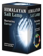 Pyramid Himalayan Salt Lamp - Lo Scarabeo