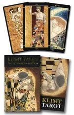 Golden Tarot of Klimt Mini Deck - Atanas A Atanassov