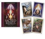 Sacred Rebels Oracle : Guidance for Living a Unique & Authentic Life - Alana Fairchild