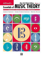 Alfred's Essentials of Music Theory, Bk 1 : Alto Clef (Viola) Edition - Karen Surmani