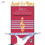 Just for You, Vol 1-3 - Dennis Alexander