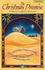 The Christmas Promise : Preview Pack, Choral Score & CD - Lloyd Larson
