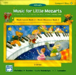 Music for Little Mozarts : Music Lesson Book 2-Music Discovery Book 2 - Gayle Kowalchyk