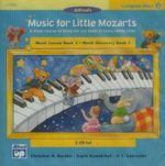 Music for Little Mozarts : Music Lesson Book 3: Music Discovery Book 3 - Gayle Kowalchyk