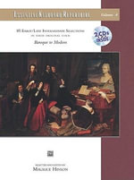 Essential Keyboard Repertoire, Vol 4 : 85 Early / Late Intermediate Selections in Their Original Form - Baroque to Modern, Comb Bound Book & 2 CDs - Kim O'Reilly