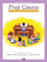Alfred's Basic Piano Prep Course Lesson Book, Bk D : Alfred's Basic Piano Library - Willard Palmer