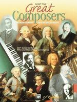 Meet the Great Composers, Bk 1 : Learning Link - Maurice Hinson