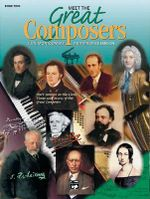 Meet the Great Composers, Bk 2 : Learning Link - Maurice Hinson