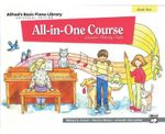 Alfred's Basic All-In-One Course, Bk 1 : Universal Edition - Willard Palmer