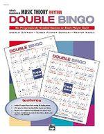 Alfred's Essentials of Music Theory : Rhythm Double Bingo - Karen Surmani