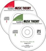 Essentials of Music Theory 1 & 2 : Ear Training-Books 1,2,3 - Karen Surmani