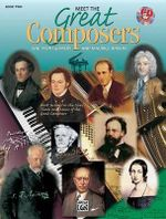 Meet the Great Composers, Bk 2 : Book & CD - Maurice Hinson