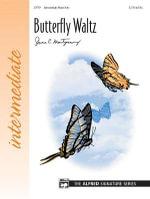 Butterfly Waltz : Sheet - June C. Montgomery