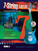 7-String Guitar : Book & CD - Tobias Hurwitz
