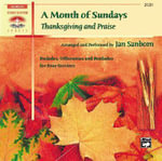 A Month of Sundays : Thanksgiving and Praise - Jan Sanborn