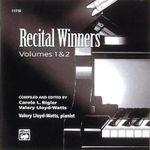 Recital Winners, Bk 1 & 2 : Alfred Masterwork Editions - Carole Bigler
