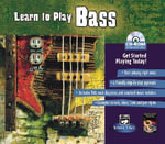 Learn to Play Bass : CD-ROM Jewel Case - Morton Manus