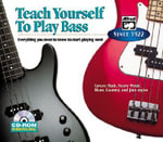 Alfred's Teach Yourself to Play Bass : Everything You Need to Know to Start Playing Now!, CD-ROM Jewel Case