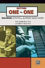Rhythm : One on One - Julia Schnebly-Black