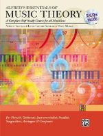 Alfred's Essentials of Music Theory Complete Self Study Guide : A Complete Self-study Course for All Musicians - Andrew Surmani